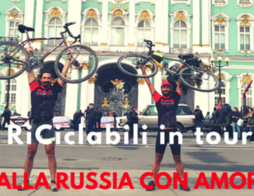 Firenze – Russia in bici