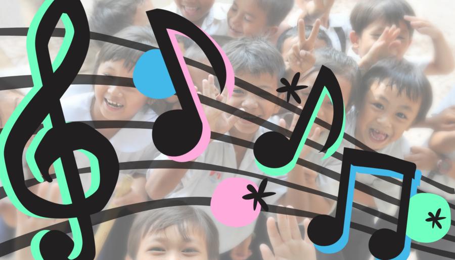 Musica e bimbi – l'importanza di ascoltarla e i suoi effetti