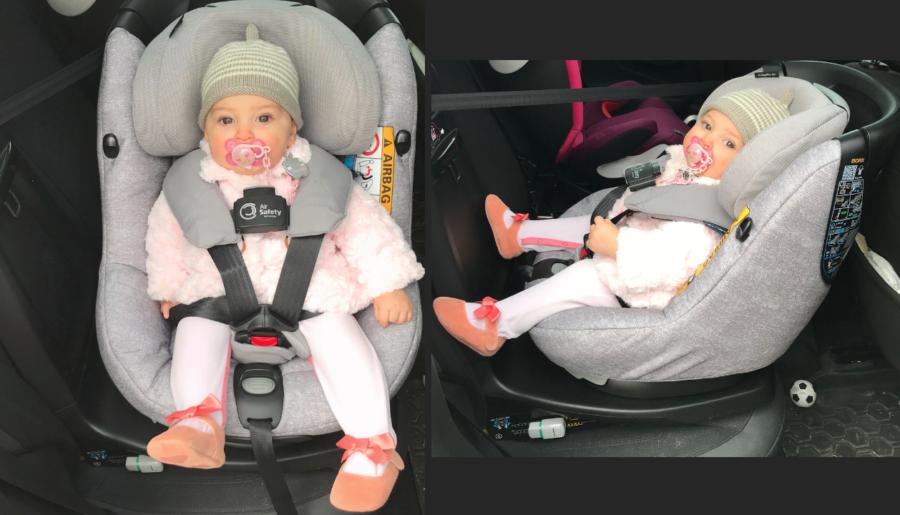 Viaggiare sicuri con Bébé-Confort – l'importanza del seggiolino auto