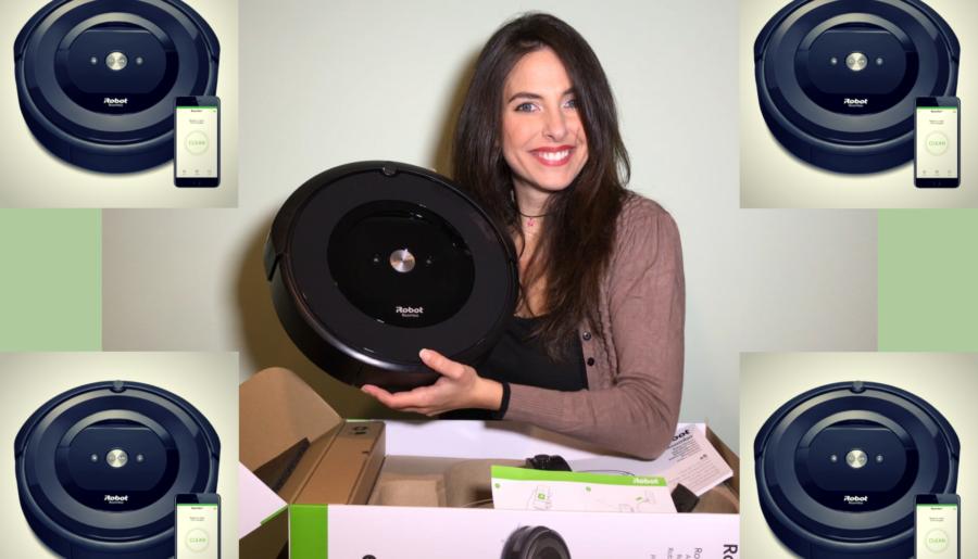 Roomba iRobot – robottino aspirapolvere salva tempo e fatica