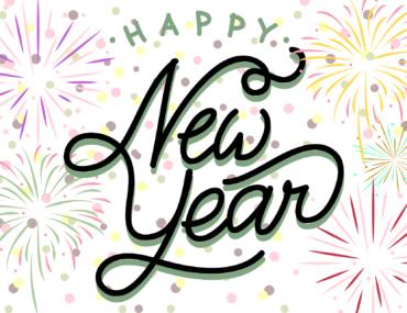 Auguri di fine 2018 e inizio 2019 – tra saluti e buoni propositi