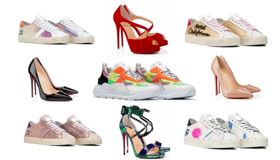La Sneaker è il nuovo tacco 12 – la femminilità non ha bisogno di ausili