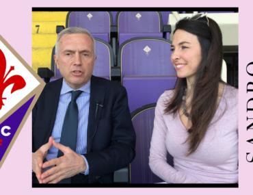 Intervista a Sandro Mencucci AD della Fiorentina