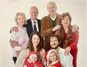 Nonni – perché sono importanti per ogni famiglia