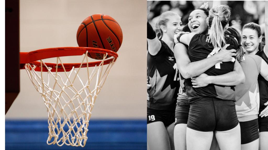 basket e pallavolo bimbi