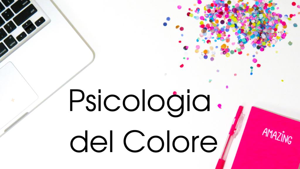 psicologia del colore Elisa Sergi