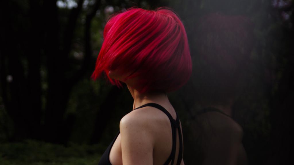 rosso capelli