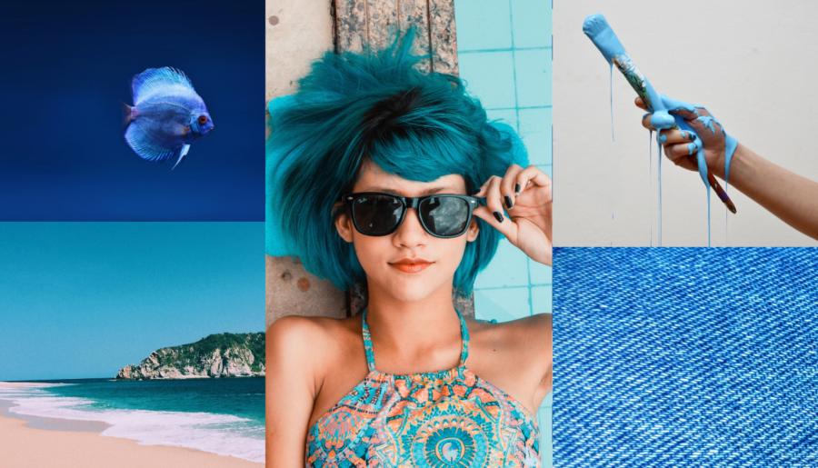 BLU e le sue tonalità – significati e simboli di questo colore